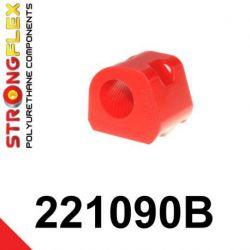 221090B: Predný stabilizátor - silentblok uchytenia