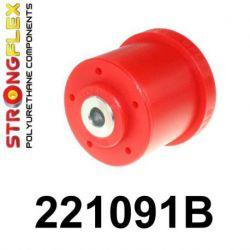 221091B: Zadná náprava - silentblok uchytenia 57mm