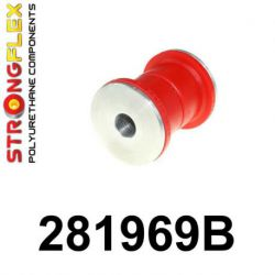 281969B: Riadenie - silentblok uchytenia