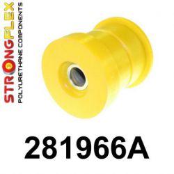 281966A: Zadná náprava - zadný silentblok SPORT