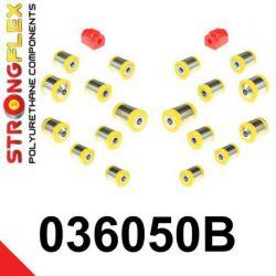 036050B: Zadná náprava - SADA silentblokov