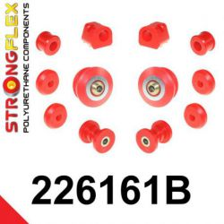 226161B: Predná náprava - SADA silentblokov