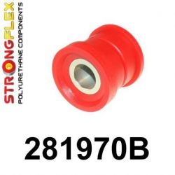 281970B: Zadné vlečené rameno - predný silentblok