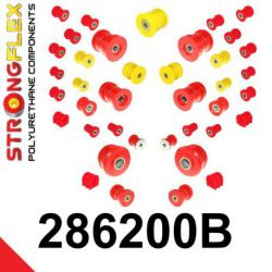 286200B: Kompletná SADA silentblokov 370Z