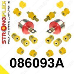 086093A: Sada silentblokov zadnej nápravy SPORT