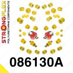 086130A: Kompletná sada silentblokov polyurethane SPORT