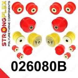 026080B: Predná náprava - sada silentblokov