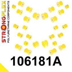 106181A: Komplená sada silentblokov SPORT