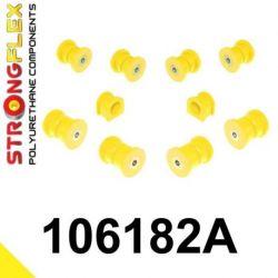 106182A: Predná náprava sada silentblokov SPORT