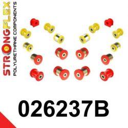 026237B: Zadná náprava sada silentblokov