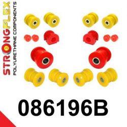 086196B: Predná náprava sada silentblokov