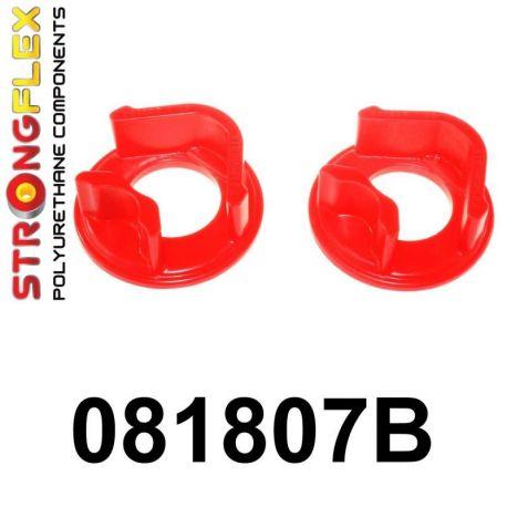081807B: Vložka silentbloku motora zadná