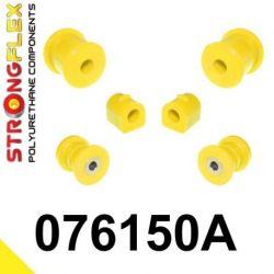 076150A: Predná náprava sada silentblokov SPORT