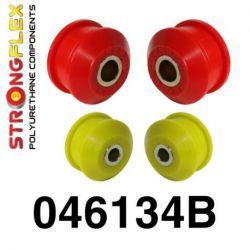 046134B: Predná náprava - sada silentblokov