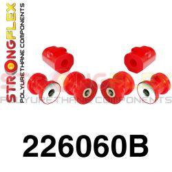 226060B: Predná náprava - sada silentblokov