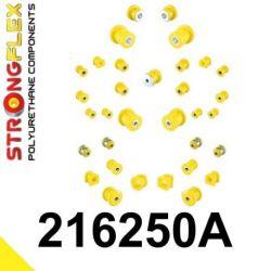 216250A: Kompletná SADA silentblokov LC 400 SPORT