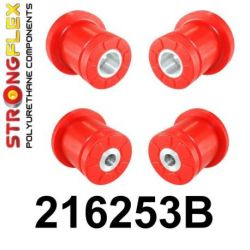 216253B: Zadná nápravnica - SADA silentblokov