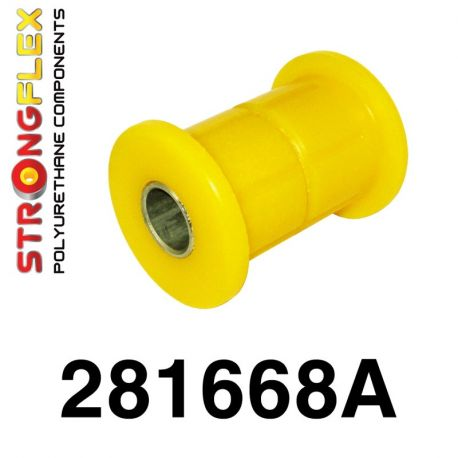 281668A: Zadné pruženie - silentblok uchytenia SPORT