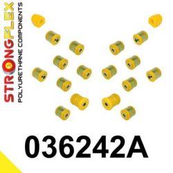 036242A: Sada silentblokov zadnej nápravy SPORT