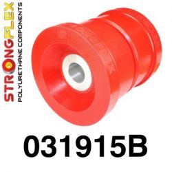 031915B: Zadná nápravnica - silentblok uchytenia E38