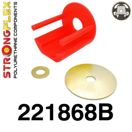 221868B: MOTOR - spodný silentblok (vložka)