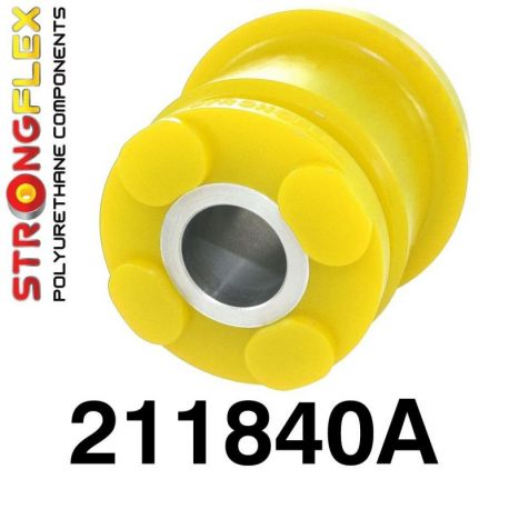 211840A: Zadná nápravnica - zadný silentblok SPORT