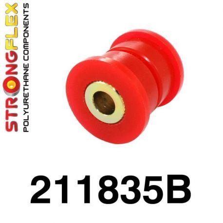 211835B: Predný Zadné vlečené rameno - silentblok uchytenia