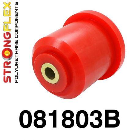 081803B: Zadná nápravnica - silentblok uchytenia
