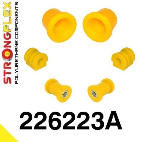 226223A: Predná náprava - sada silentblokov SPORT