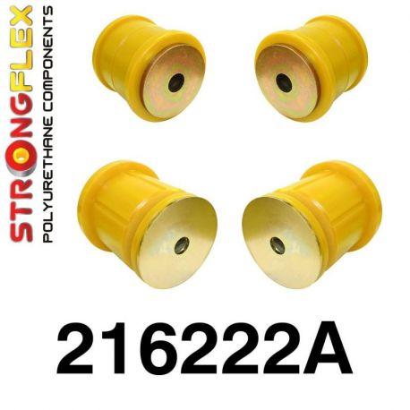 216222A: Sada silentblokov zadnej nápravnice SPORT