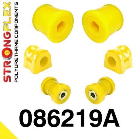 086219A: Predná náprava - sada silentblokov SPORT