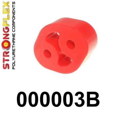 000003B: Silentblok držiaka výfuku 31mm
