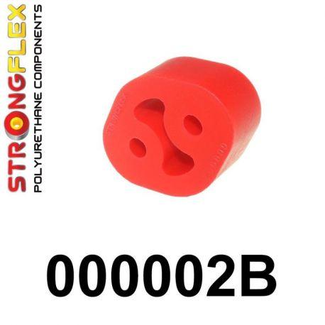 000002B: Silentblok držiaka výfuku 26mm