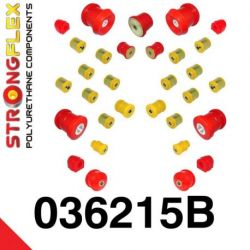 036215B: Kompletná sada silentblokov