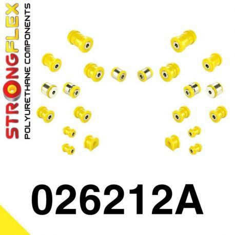 026212A: Zadná náprava - sada silentblokov SPORT