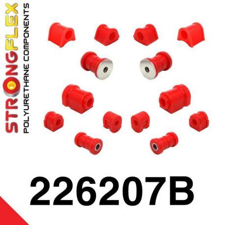 226207B: Kompletná sada silentblokov silentblokov
