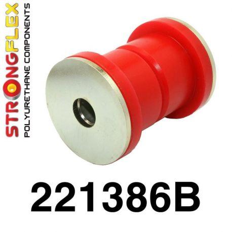 221386B: Zadná nápravnica - silentblok uchytenia