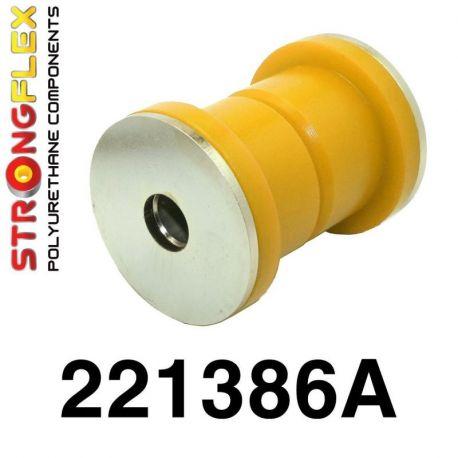 221386A: Zadná nápravnica - silentblok uchytenia SPORT