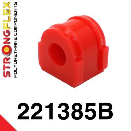 221385B: Predný stabilizátor - vonkajší silentblok uchytenia