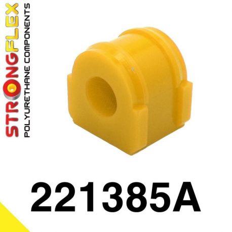221385A: Predný stabilizátor - vonkajší silentblok uchytenia SPORT