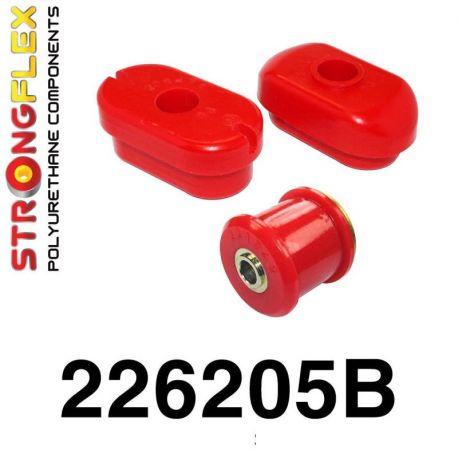 226205B: Prevodovka - silentbloky uchytenia Sada