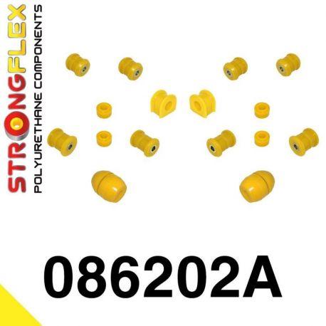 086202A: Predná náprava - sada silentblokov SPORT