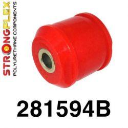 281594B: Zadná nápravnica - silentblok uchytenia