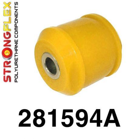281594A: Zadná nápravnica - silentblok uchytenia SPORT