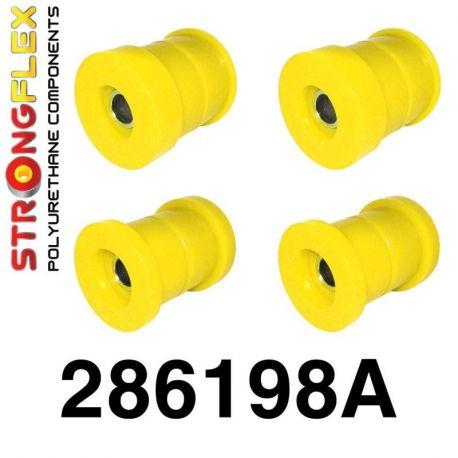 286198A: Sada silentblokov zadnej nápravnice SPORT