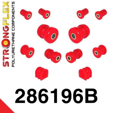 286196B: Predná náprava - sada silentblokov
