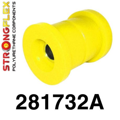 281732A: Zadná nápravnica - predný silentblok SPORT