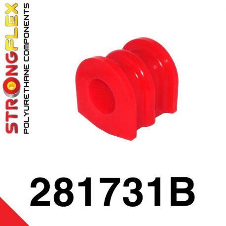 281731B: Zadný stabilizátor - silentblok uchytenia