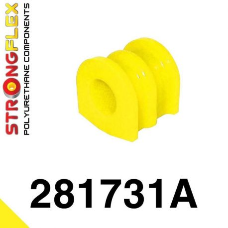 281731A: Zadný stabilizátor - silentblok uchytenia SPORT