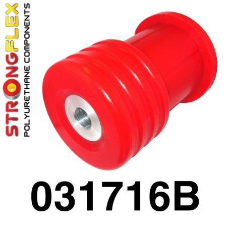 031716B: Zadná nápravnica - silentblok uchytenia